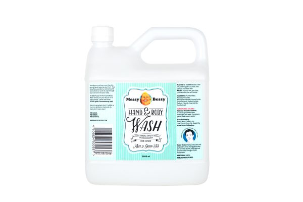 hand and boady wash AGT 2L