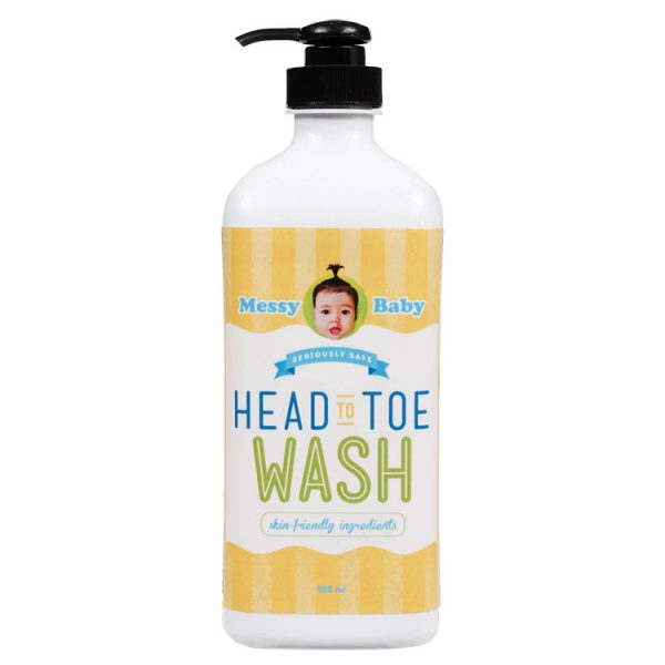 head to toe wash 500ml