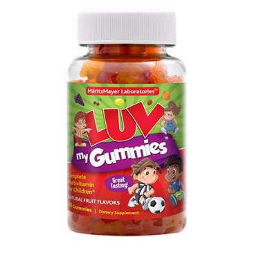 luv my gummies