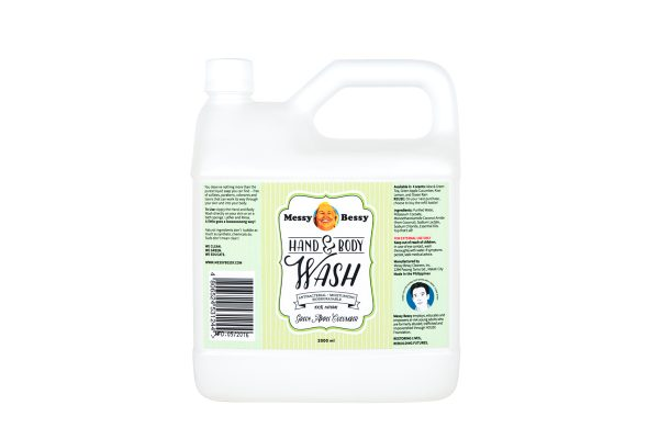 hand and body wash GAC 2L