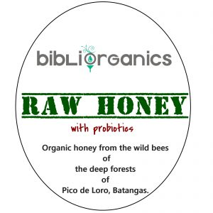 organic honey with probiotics