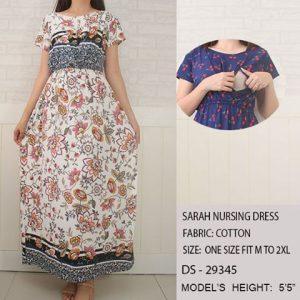 Sarah Nursing Dress-DS29345